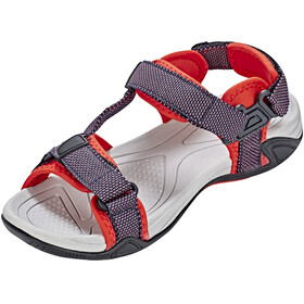 CMP Campagnolo Hamal Hiking Sandals Women Red Fluo